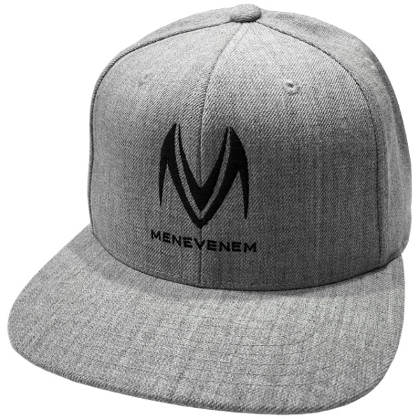 MV Ash Grey Ball Cap